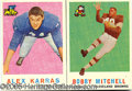 Miscellaneous, LOT OF TWO UNOPENED 1959 TOPPS FOOTBALL CELLO PACKS. These extr...