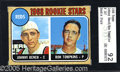 Miscellaneous, 1968 TOPPS BENCH ROOKIE. The now defunct professional graders, ...
