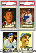 Miscellaneous, 1952 TOPPS COLLECTION. Ideal for the hobbyist pursuing 'collect...