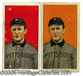 Miscellaneous, T206 COLOR VARIATION. In an effort to depict every major league...
