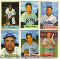 Miscellaneous, 1954 BOWMAN BASEBALL NEAR SET. Here offered is a very presentab...