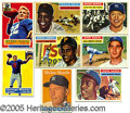 Miscellaneous, 1950'S STAR CARD COLLECTION. The card collection offered here i...