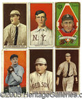 Miscellaneous, VINTAGE BASEBALL CARD COLLECTION. For the budget-conscious coll...
