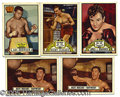 Miscellaneous, 1951 TOPPS RINGSIDE COLLECTION. Aesthetically, one of the bette...