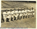 Miscellaneous, 1952 BROOKLYN DODGER WORLD SERIES WIRE PHOTO. It makes sense th...