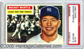 Miscellaneous, 1956 TOPPS MICKEY MANTLE. For the collector who demands the utm...