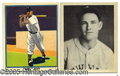 Miscellaneous, MEL OTT PLAY BALL CARDS. Though not professionally graded, the ...