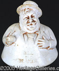 """Miscellaneous, CLASSIC """"ROLY-POLY"""" STATUE OF PRESIDENT WILLIAM HOWARD TAFT WITH..."""