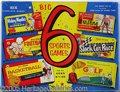 Miscellaneous, SCARCE VERSION OF THE MICKEY MANTLE BIG LEAGUE BASEBALL GAME. T...