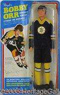 Miscellaneous, TOUGH BOBBY ORR DOLL IN ORIGINAL PACKAGING. Especially scarce i...