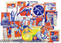 Miscellaneous, WHEATIES PANEL COLLECTION. This glorious assembly of 46 assorte...