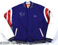 Miscellaneous, 1993 NOLAN RYAN HARD ROCK CAFE SIGNED HALL OF FAME JACKET. Alth...