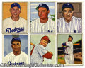 Miscellaneous, 1950 BOWMAN BASEBALL SET. For the hobbyist who is liberally tol...