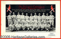 Miscellaneous, UNUSUAL ADVERTISING PIECE WITH 1926 CARDINALS TEAM. Issued by s...