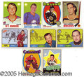 Miscellaneous, TOPPS/OPC HOCKEY CARD COLLECTION. There are about 1400 assorted...