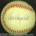 Miscellaneous, KOUFAX AND DRYSDALE SIGNED BALL. The essence of Dodger baseball...