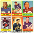 Miscellaneous, FOOTBALL CARD COLLECTION. This is basically a collection of 196...