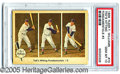 Miscellaneous, 1959 FLEER #73. For those who pursue the premium in condition, ...