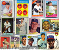 Miscellaneous, BASEBALL SUPERSTAR CARD COLLECTION. Here gathered is a collecti...