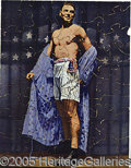 Miscellaneous, JACK DEMPSEY JIGSAW PUZZLE. Clearly intended to state his devot...