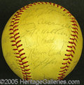 Miscellaneous, 1968 DETROIT TIGERSIGNED BALL. It was just one of those seasons...
