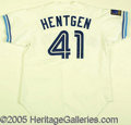 Miscellaneous, PAT HENTGEN AND AL LEITER JERSEYS. From its inception, the Toro...