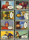 Miscellaneous, 1953 BOWMAN FOOTBALL SET. Were it not for the imposing presence...