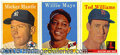 Miscellaneous, 1958 TOPPS NEAR-SET. Missing # 10, 12, 20, 34, 59, 112, 143, 14...