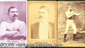 Miscellaneous, THREE J. L. SULLIVAN CABINETS. We'd all be content at Good cond...