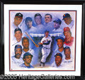 Miscellaneous, ONE OF THE NICEST FORMAT 500 HOME RUN CLUB PRINTS WE'VE SEEN. A...