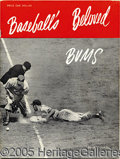 Miscellaneous, JACKIE ROBINSON/ DODGER YEARBOOKS. For the benefit of the accom...