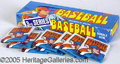 Miscellaneous, 1972 TOPPS BASEBALL - PARTIAL BOX. 17 beautiful and tightly sea...