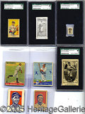 Miscellaneous, DIVERSE ISSUE BASEBALL CARD COLLECTION. This collection of 119 ...