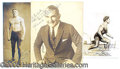 Miscellaneous, AUTOGRAPHED WRESTLING PHOTOS. George Barton was an incurable sp...