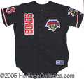 Miscellaneous, DESIRABLE BARRY BONDS JERSEY. Colorful Big League Challenge jers...