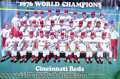 "Miscellaneous, GREAT LARGE ""BIG RED MACHINE"" AUTOGRAPHED POSTER. Original 1976..."