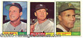 Miscellaneous, 1961 TOPPS BASEBALL SET. A meaningful percentage of America got...