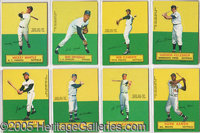 1964 STAND-UPS SETS. It seems that Topps could never find that magic formula for mid-season baseball and issues. In '64...
