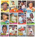 Miscellaneous, ASSORTED BASEBALL CARD COLLECTION. This collection is comprised...
