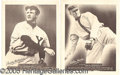 Miscellaneous, A PAIR OF 1948 LEAF BASEBALL PREMIUMS. Walter Johnson and Chris...