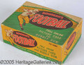 Miscellaneous, 1954 BOWMAN FOOTBALL BOX/WRAPPER. If there are better examples ...