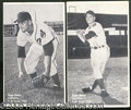 Miscellaneous, TWO MINOR LEAGUE MARIS CARDS. He'll probably never amount to mu...