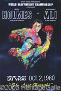 Miscellaneous, FINE BOXING POSTER COLLECTION. 1) Ali-Norton 1976 poster with Le...