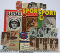 Miscellaneous, VINTAGE CARDS AND PUBLICATIONS COLLECTIONS. Primarily dedicated...