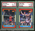 Miscellaneous, PARTIAL SET '86 FLEER BASKETBALL. We file this incomplete set a...