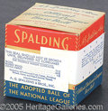Miscellaneous, OFFICIAL NATIONAL LEAGUE BASEBALL. We would dearly prefer to de...