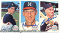 Miscellaneous, 1964 TOPPS GIANTS AUTOGRAPHED COLLECTION. 173 total cards from ...