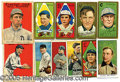 Miscellaneous, EARLY 20TH CENTURY BASEBALL CARD COLLECTION. Those who apprecia...