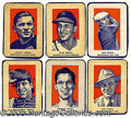 Miscellaneous, EXCEPTIONALLY NICE GROUP OF 45 WHEATIES CARDS. Very clean group...