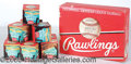 Miscellaneous, ONE DOZEN RAWLINGS OAL BALLS. Yet sealed in their individual bo...